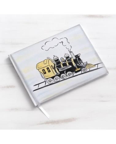 ΕΥΧΟΛΟΓΙΟ ΒΑΠΤΙΣΗΣ Τρένο vintage  ΚΩΔ: ΕΠ 170243