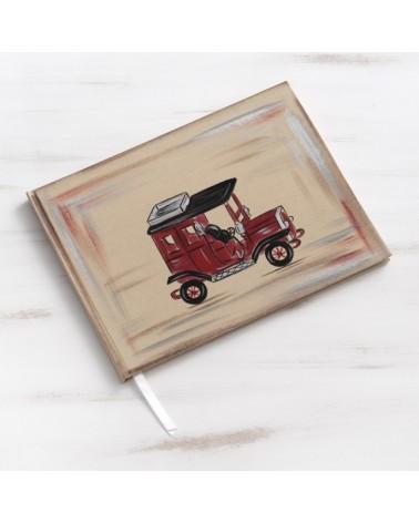ΕΥΧΟΛΟΓΙΟ ΒΑΠΤΙΣΗΣ  Αυτοκίνητο vintage  ΚΩΔ: ΕΠ 170244