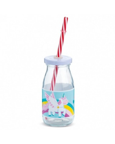 ΜΠΟΜΠΟΝΙΕΡΕΣ ΒΑΠΤΙΣΗΣ  Μπουκάλι γάλακτος Μονόκερος  ΚΩΔ.:SR890