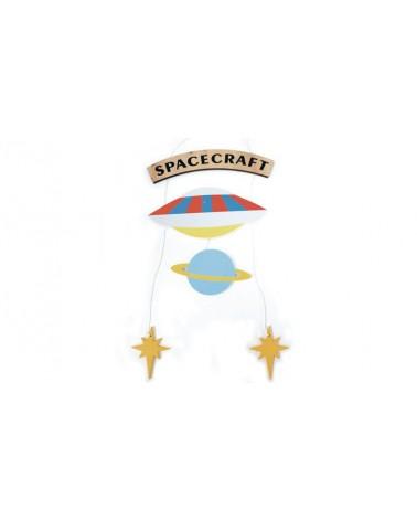ΚΡΕΜΑΣΤΟ ΔΙΑΚΟΣΜΗΤΙΚΟ SPACE RS-190671 0621258