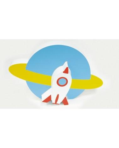 ΞΥΛΙΝΟ ΔΙΑΚΟΣΜΗΤΙΚΟ ΣΤΑΝΤ SPACE RS-190741 0621264