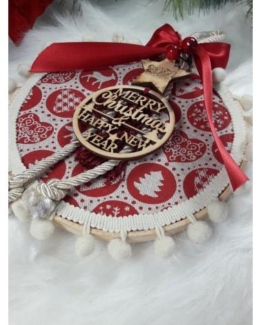 ΓΟΥΡΙ ΤΕΛΑΡΑΚΙ ΜΕ MERRY CHRISTMAS & HAPPY NEW YEAR ΚΩΔ.: 202153
